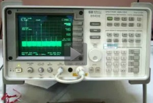 Agilent 8561E video, specs and quotes.