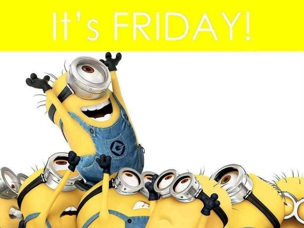 Happy Friday from BRL Test! Have a great weekend everyone!