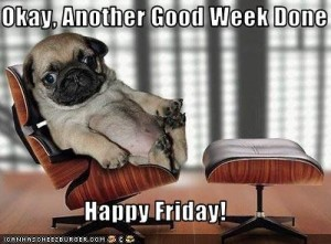 Happy Friday from BRL Test!!
