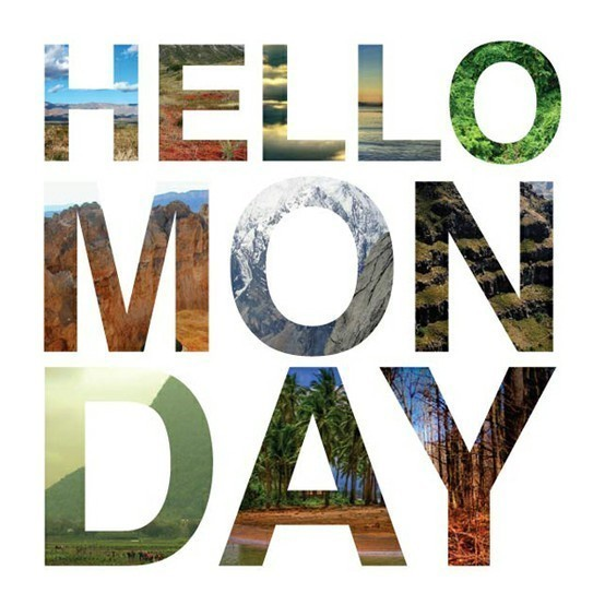Happy Monday from BRL Test!