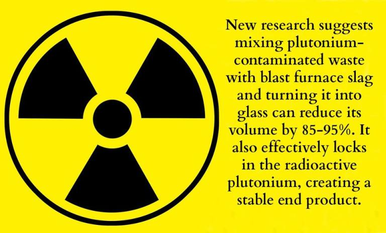 Manufacturing Glass Could Reduce Nuclear Waste By 90%!