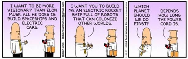 Oh, Dilbert...