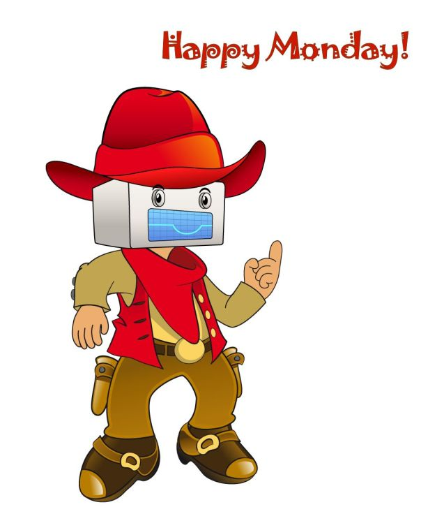Happy Monday From BRL Test !!!
