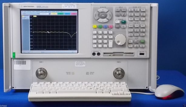 Agilent E8363B 40 GHz PNA Performance Network Analyzer packs speed and precision for high frequency, high-performance component testing.