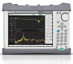 Anritsu S332E.  Do you want to master the site now?  BRL Test makes it affordable with premium used, certified and warrantied.